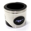 Ford Mustang Horse Logo Piston Shaped Can Cooler