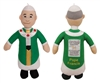 Pope Francis Plush Doll 9-¾""