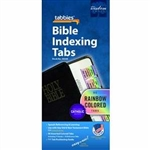 Bible Tabs Catholic Rainbow (85 Tabs)