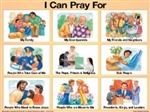 Poster - I Can Pray For (Laminated)