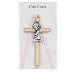 "Pink Cross - Girl (3.75"")"