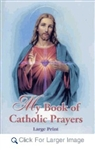 My Book of Catholic Prayers (Large Print)