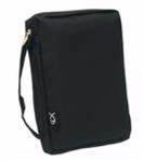 Bible Cover: Compact (Black)
