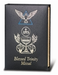 Blessed Trinity Missal Deluxe - Black Cover