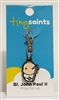 Bl. John Paul II Tiny Saints Charm
