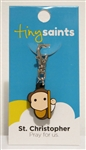 St. Christopher Tiny Saints Charm
