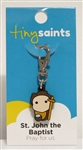 St. John the Baptist Tiny Saints Charm