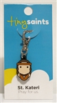 St. Kateri Tiny Saints Charm