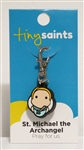 St. Michael the Archangel Tiny Saints Charm