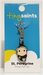 St. Peregrine Tiny Saints Charm