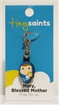Mary, Blessed Mother Tiny Saints Charm