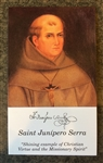 Holy Card - St. Junipero Serra