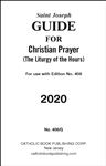 Annual Christian Prayer Guide (2020)