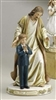 "Statue - First Communion Praying Boy with Jesus (9.5"")"