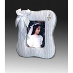 Photo Frame - First Communion Satin