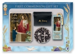 First Communion Gift Set 6-pc Boy Child of God Deluxe Edition