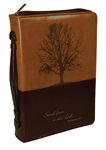 Bible Cover - Tree, Stand Firm (Large)