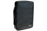 Bible Case - Black, Super Value (Small)