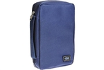 Bible Case - Blue, Super Value (X-Small)