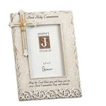 3.5x5 Stone Photo Frame - First Communion