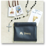 First Communion Rosary Kit (Boy)