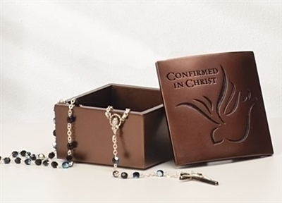 Confirmation Rosary Box