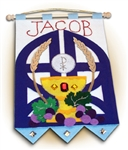Banner Kit First Communion: Boy (Gate and Chalice Design)