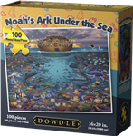 Puzzle - Noah's Ark Under the Sea (100pc)
