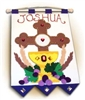 First Communion Banner Kit: Boy (Cross of Redemption)