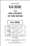 Liturgy of the Hours Guide (Large Type)