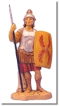 "Fontanini - Marcus, Soldier with Shield (5"")"