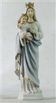 Blessed Virgin Mary holding the Child Jesus, The