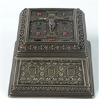 Crucifixion Square Trinket Box