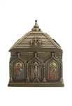 Catholic Chapel Trinket Box