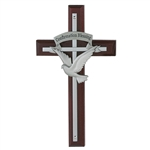Cross - Confirmation Blessings Inlay