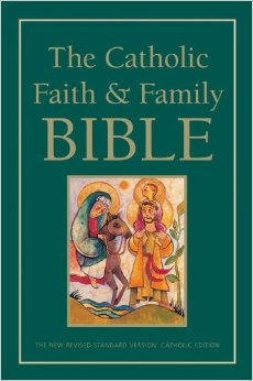 Catholic Faith and Family Bible, The (New Revised Standard Version -  Catholic Edition)