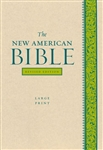 New American Bible Revised Edition (NABRE): Large Print Edition