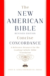 Concise Concordance: New American Bible Revised Edition