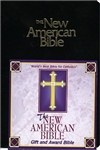 New American Bible, The: Gift and Award Bible