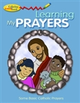 Learning My Prayers : Coloring & Ac