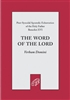 Word of the Lord, The (Verbum Domini)