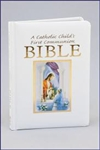 Catholic Child's First Communion Bible, A