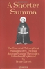 Shorter Summa, A: The Essential Philosophical Passages of St. Thomas Aquinas' Summa Theologica Edited and Explained for Beginners