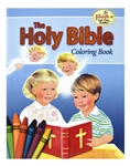 Holy Bible Coloring Book, The