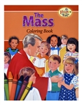 Mass Coloring Book, The