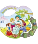 Saints Teach Us (St. Joseph Rattle Book)