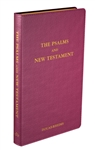 Douay-Rheims Bible New Testament & Psalms