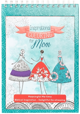 Inspirational Coloring for Mom