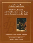 Ignatius Catholic Study Bible: The First, Second and Third Letters of St. John and the Revelation to St. John (2nd Edition)