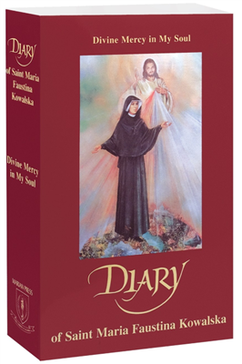 Divine Mercy in My Soul : The Diary of Saint Maria Faustina Kowalska (Compact Edition)